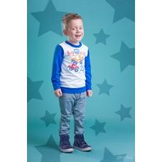 Штани для хлопчика сірі