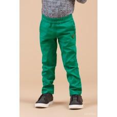 Штани зелені