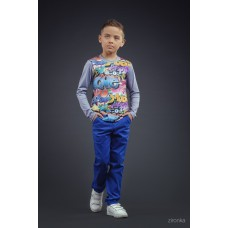 Штани для хлопчика р.146