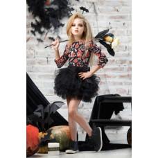 Комплект - костюм Halloween спідниця, блузка
