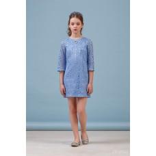 Сукня з мереживом