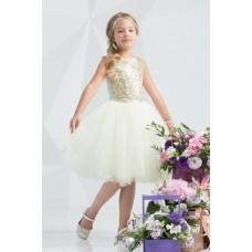 Сукня  Elegant з паєтками р.128