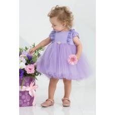 Сукня Elegant колір лавандовий