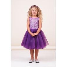 Сукня Elegant з паєтками