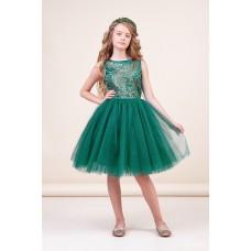 Сукня Elegant з паєтками р. 134
