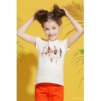 Штани літні жовті для дівчинки 2231-2 Штаны летние желтые для ... 8608c924e9c6f