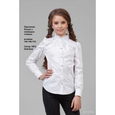Блузка для дівчинки р.140