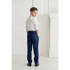 Штани підліткові сині